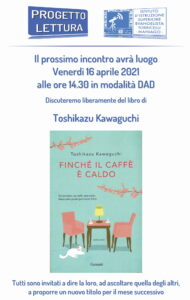 Manifesto del Progetto lettura - Toshikazu Kawaguchi